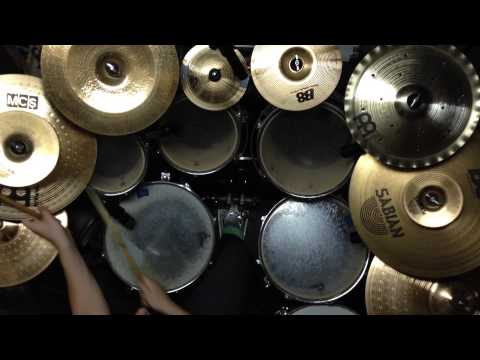 Five Finger Death Punch - My Own Hell - Drum Cover