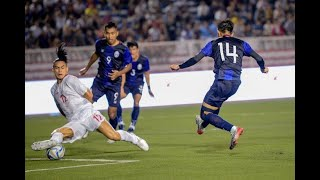 All Cambodia's goals in Sea Games 2019