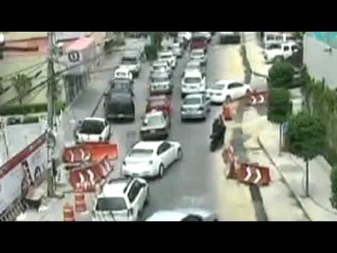 Ladrones en Lomas de Chapultepec obtienen 150 mil pesos en dos robos