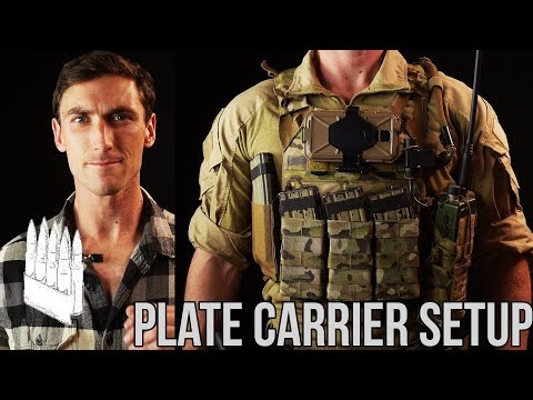 Professional / Duty Plate Carrier Setup