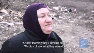 Homes Destroyed by Security Forces in Dagestan