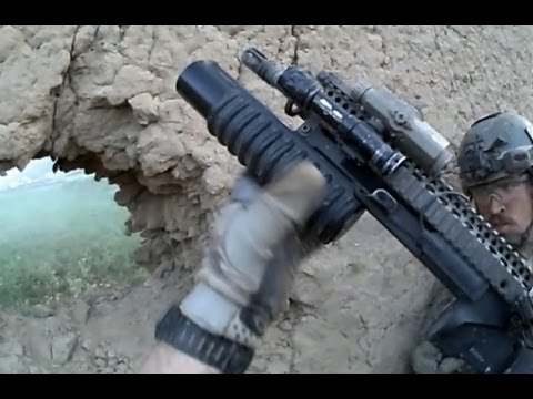SPECIAL FORCES HELMET CAM FIREFIGHT | FUNKER530