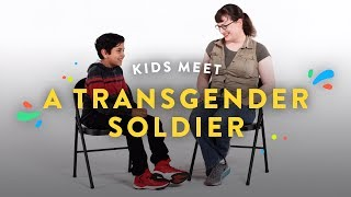 Baixar Kids Meet a Transgender Soldier | Kids Meet | HiHo Kids