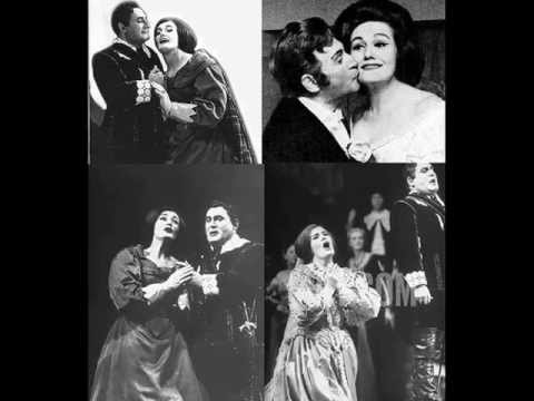 Richard Tucker & Joan Sutherland In Lucia Di Lammermoor - Gaetano Donizetti