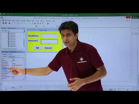 Excel VBA - Text Box