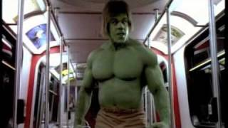 Lela graffia The Trial of the Incredible Hulk
