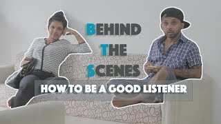 BTS | How to be a good listener