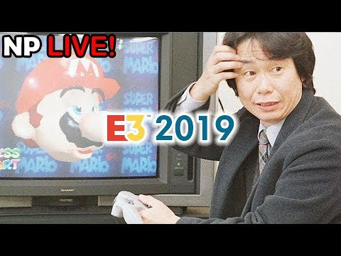 Do We Give Nintendo a Free Pass? | Switchs E3 Hype Begins Now | Random Q & A | NP Live!