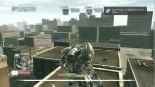 transformers revenge of the fallen multiplayer decepticons gameplay