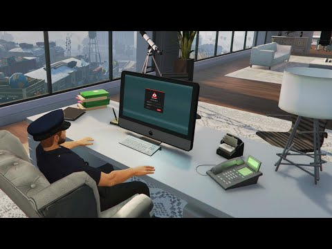 GTA 5 Online NEW COMMERCIAL OFFICES & WAREHOUSES SHOWCASE GAMEPLAY (GTA 5 Finance & Felony Update)