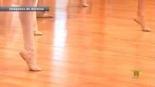 25/06/13 - Presentación del VI Curso Intensivo del Royal Ballet de Londres en La Nucía