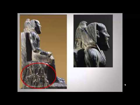 The Art of Ancient Egypt: the Old Kingdom