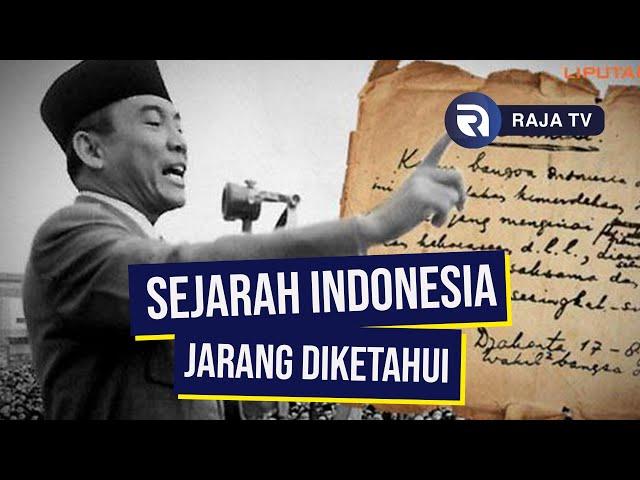 Fakta Sejarah Indonesia yang Kurang Terdengar oleh Masyarakat