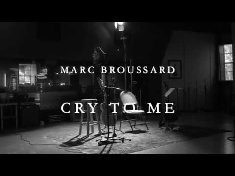 Marc Broussard  -  Cry To Me ( acoustic set feat Ted Broussard )