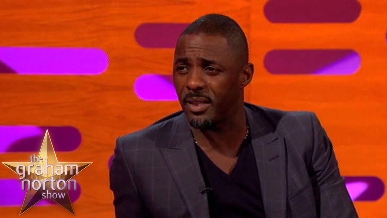 Idris Elbas Sexy Look - The Graham Norton Show - Youtube-1840