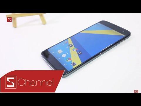Schannel - Trên tay BlackBerry DTEK60: Thiết kế đẹp, cấu hình mạnh, giá 14 triệu