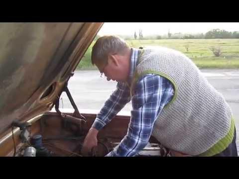 Замер расхода топлива ГАЗ 24 ч.2