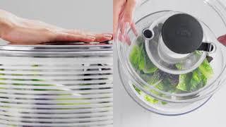 OXO - Good Grips Salad Spinner video