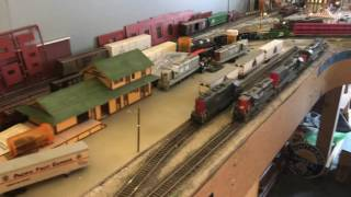 HO Layout Update - May 2017