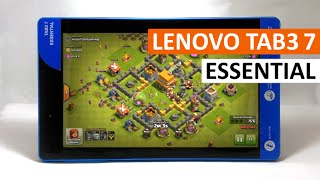 📷 Lenovo Tab3 7 Essential Gaming Performance - Part 1
