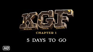 KGF In 5 Days | 21st December | Yash | Srinidhi Shetty