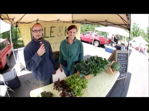 Leicester Farmers Market near West Asheville