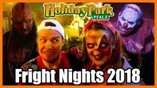 Holiday Park Halloween Fright Nights 2018