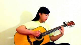 Love Me Like You Do - Bé Mẫn - Guitar Solo