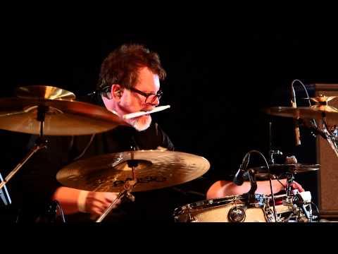 Pat Mastelotto & Victor Sågfors Band - MALN Live