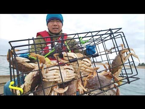 Crabbing on the