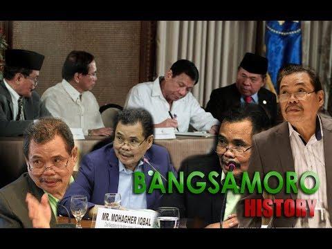 WATCH: Maikling kasaysayan ng mga Bangsamoro - Sir Mohagher Iqbal (#SIGNnewBBL)