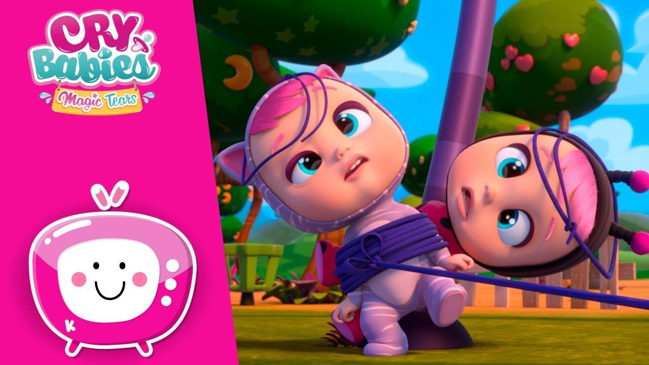 Wandy conserta tudo 🔨 CRY BABIES 💦 MAGIC TEARS 💕 NOVO Episódio 🌈 Desenhos para crianças