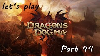 Let's play Dragon's Dogma (Ger/HD) part 44 Kleiner aber immernoch oho