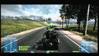 Battlefield 3 Jeep RACE!