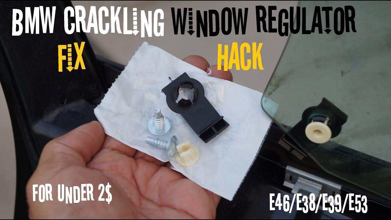 Fixing Bmw X5 Window Regulators For 2 E46 E38 E39 E53 E90