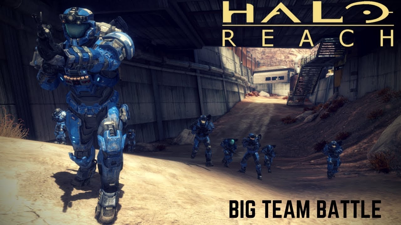 Halo Reach Matchmaking Big Team Battle