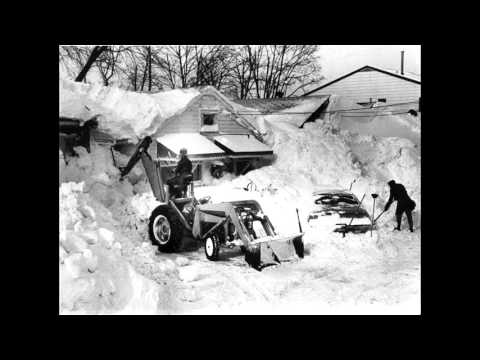Blizzard of 77 - Western New York