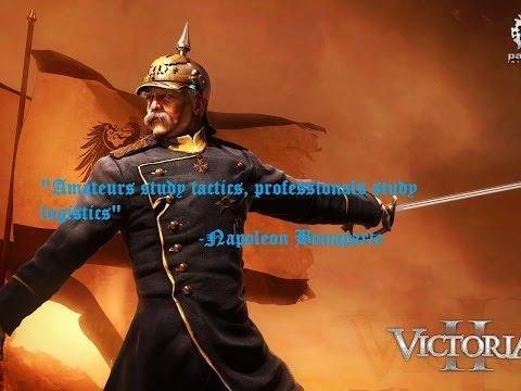 Victoria 2 advanced military guide