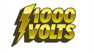 Cover images 1000volts (REDMAN & JAYCEEOH) /// NYC PROMO RUN