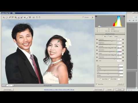 Photoshop CS4 - Phan 1 - Bai 7 - Cong cu moi doc chieu cua BR