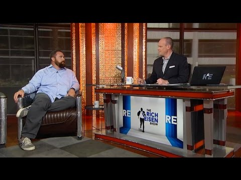 Panthers Center Ryan Kalil Talks Upcoming Season in Studio (1 of 2)  - 7/24/15