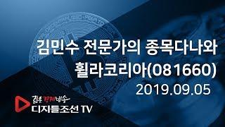 김민수 전문가의 종목다나와_휠라코리아(081660)