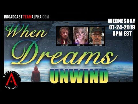 When Dreams Unwind - BTA WEEKLY
