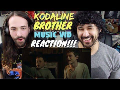KODALINE - BROTHER  REACTION!!!
