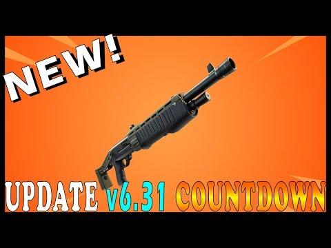 NEW UPDATE V6.31 COUNTDOWN! NEW