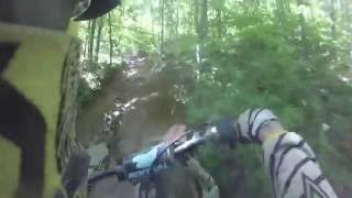 The Never Ending Hill Climb on a Dirt Bike - KTM