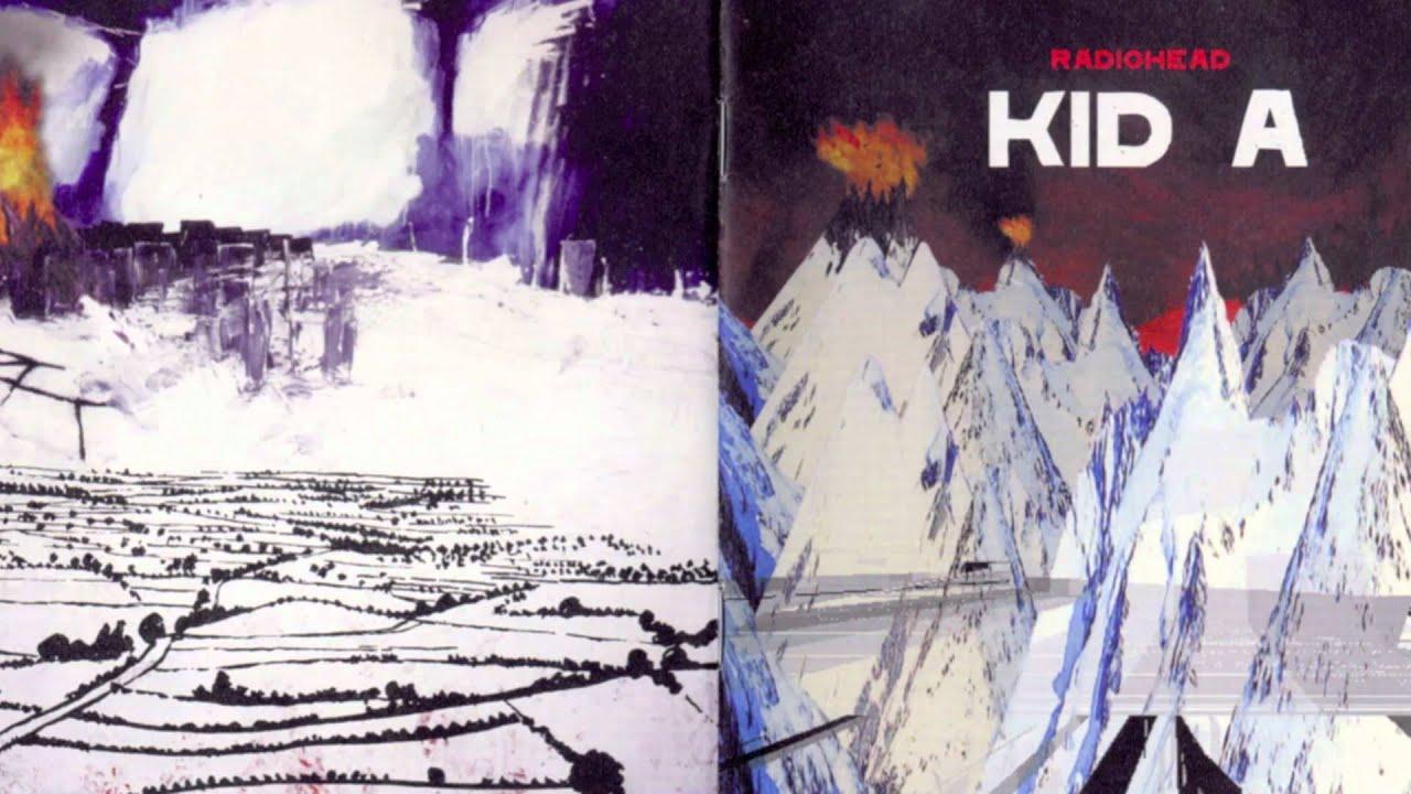 Radiohead Kid A Song Lyrics