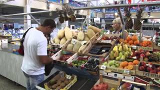 продавцы Центрального рынка не ожидают дефицита овощей и фруктов в Волгограде
