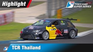 TSS 2016 [Round 1-2] Highlight TCR Thailand (Sun-20-May)