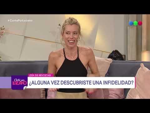 El increíble espionaje de Connie para rastrear a un novio - Cortá por Lozano 2018